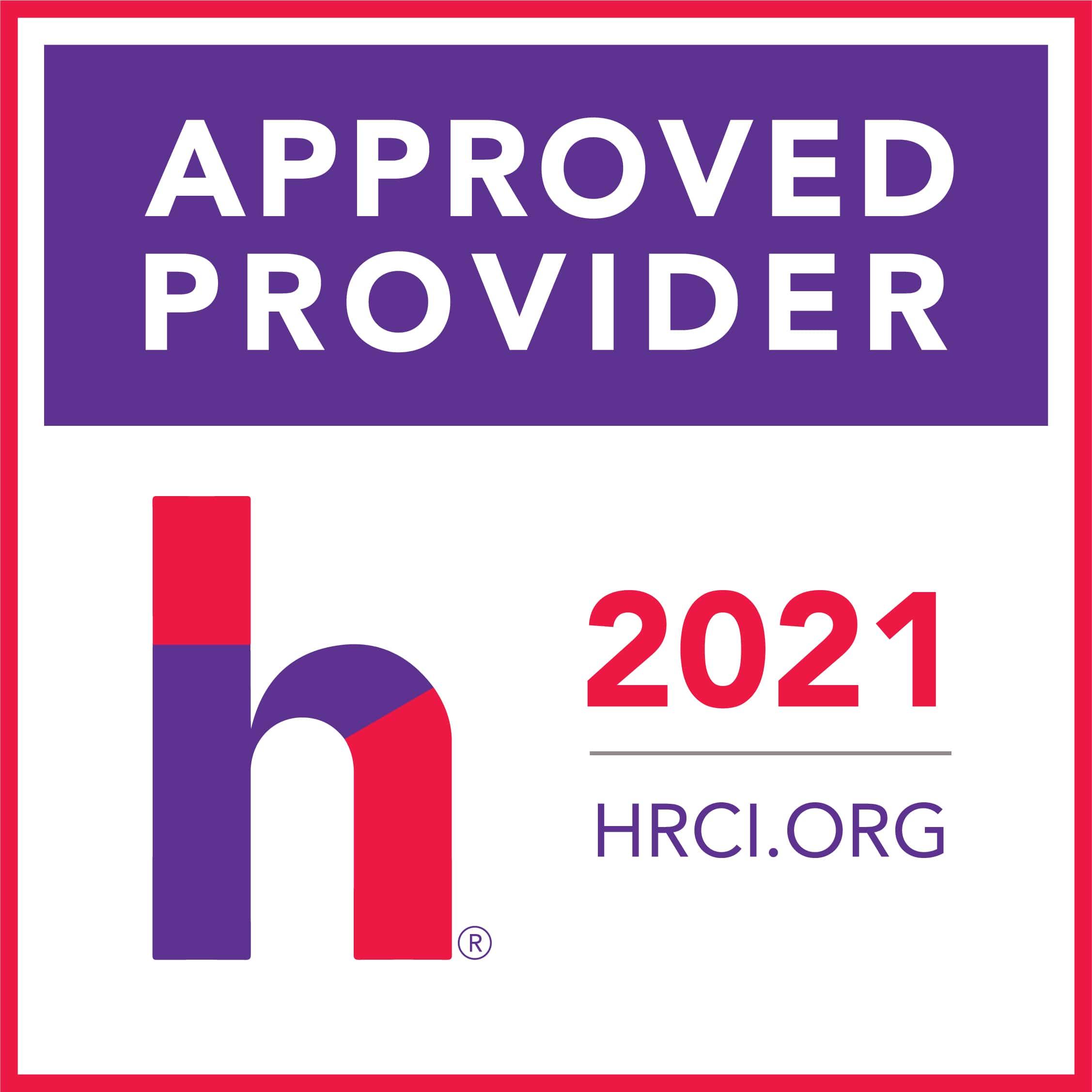 HRCI Accredited