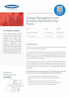 Change Management and Building High Performing Teams Thumbnail