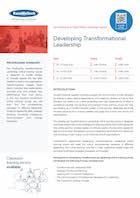 Developing Transformational Leadership Thumbnail