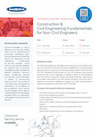 Construction & Civil Engineering Fundamentals for Non-Civil Engineers Thumbnail