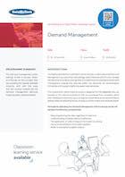 Demand Management  Thumbnail