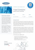 Project Scheduling and Cost Control Thumbnail