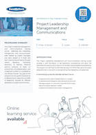 Project Leadership Management and Communications Thumbnail