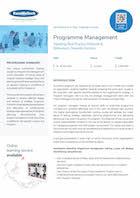 Programme Management Thumbnail