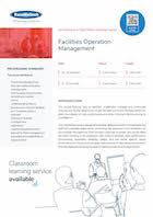 Facilities Operation Management Thumbnail
