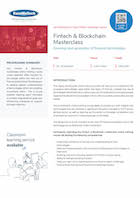 Fintech & Blockchain Masterclass Thumbnail