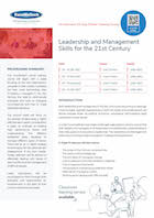 Leadership and Management Skills for the 21st Century Thumbnail