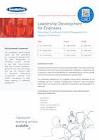 Leadership Development for Engineers Thumbnail