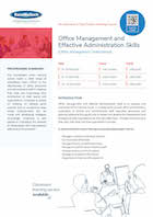 Office Management and Effective Administration Skills Thumbnail