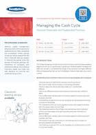 Managing the Cash Cycle Thumbnail