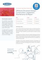 Offshore Structure Design, Construction, Inspection, Maintenance & Repair Thumbnail