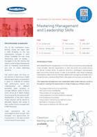 Mastering Management and Leadership Skills Thumbnail