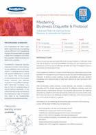 Mastering Business Etiquette & Protocol Thumbnail