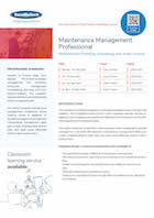 Maintenance Management Professional Thumbnail
