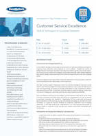 Customer Service Excellence Thumbnail